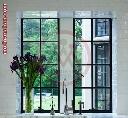 پنجره آهنی | انواع پروفیل پنجره