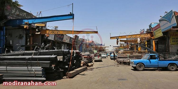 در بازار آهن ایران چه خبر است | 6 مهر ماه 99 | تحلیل بازار آهن ایران - مدیران آهن