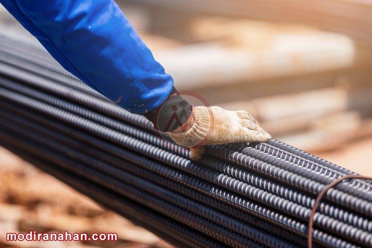 میلگرد صادراتی، ارزان تر از نرخ داخلی عرضه میشود - مدیران آهن