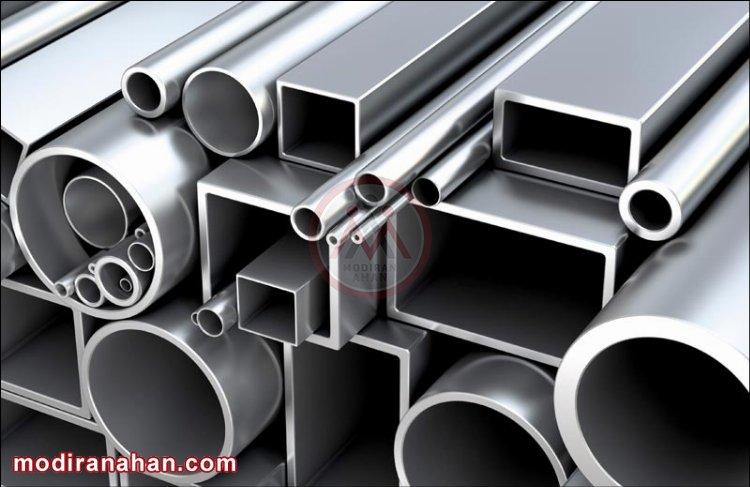 انواع فولاد ضد زنگ و گریدهای آن