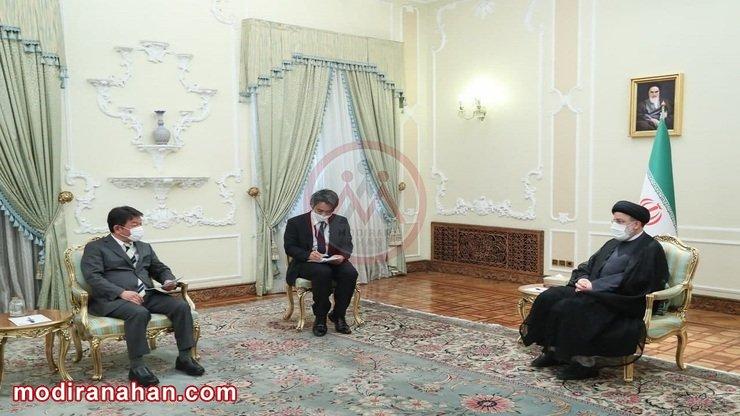 ایران با مذاکره مشکلی ندارد