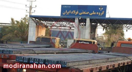 گروه ملی صنعتی فولاد ایران