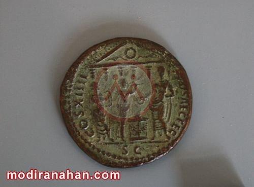 کاربرد مس در باستان به عنوان سکه
