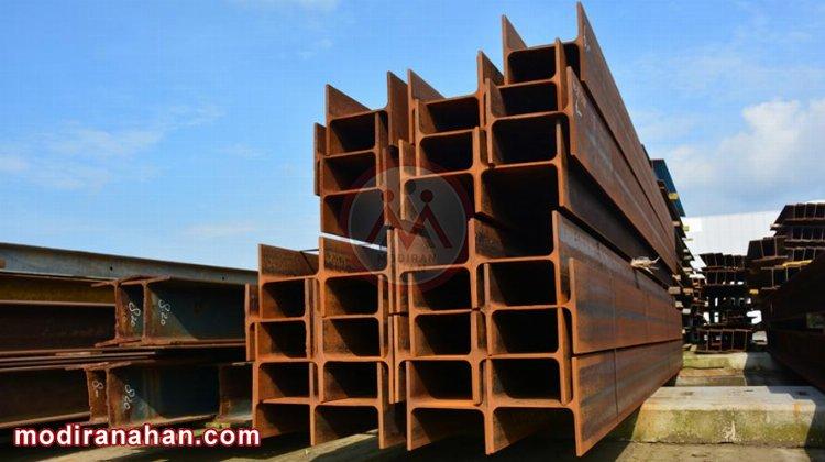 هر سایز تیرآهن چه کاربردی دارد؟