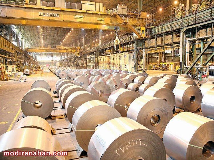 کاهش قیمت آهن در نیمه دوم سال