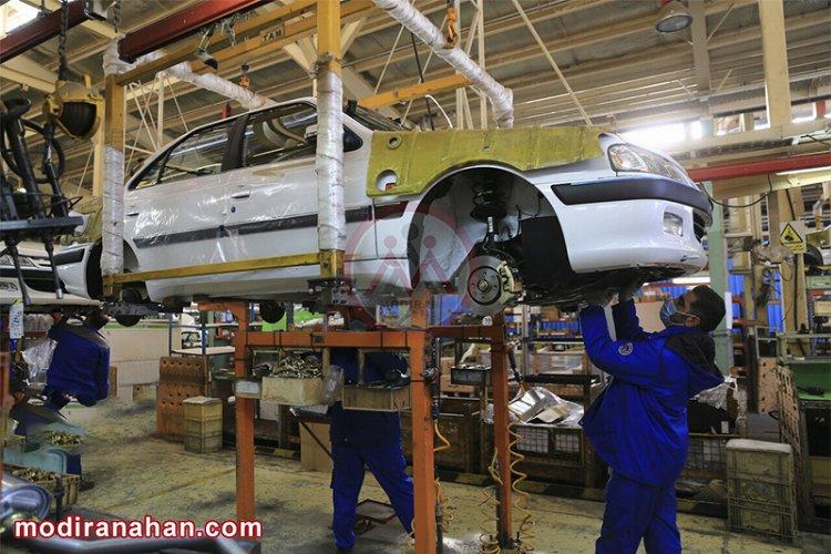 تولید هر خودروی داخلی با 25 میلیون ضرر