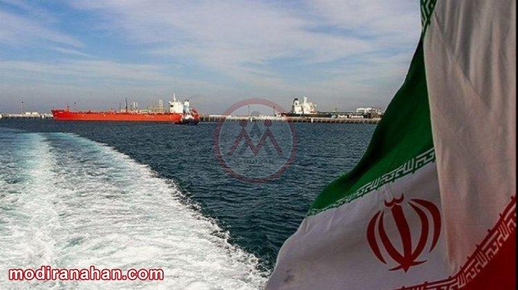 فروش نفت ایران به چین محرمانه است