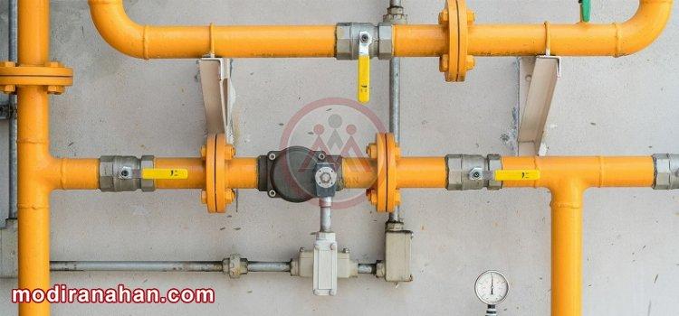 کاربرد لوله گاز