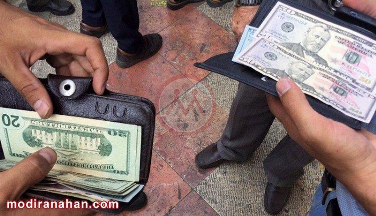 شایعه ای که دلار را ارزان کرد