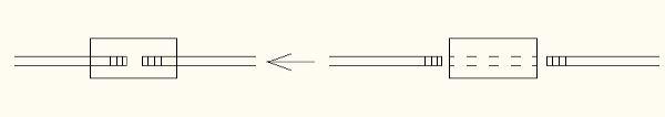 اتصال دو میلگرد آجدار در بتن به وسیله کوپلر
